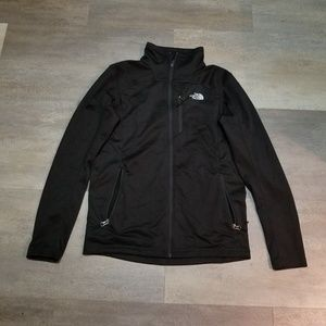 North Face Mens Full Zip Size Small
